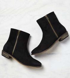 AEO Side Zip Bootie - Buy One Get One 50% Off & Free Shipping