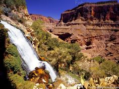Thunder River, Grand Canyon National Park, Arizona