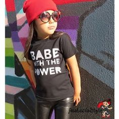 No one tot should have all that power. | 19 Hipster Kids Who Are So Cool It Hurts