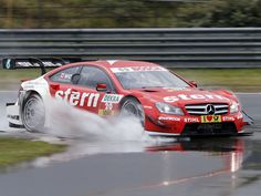 2012 Mercedes Benz C AMG DTM C204 race racing fe