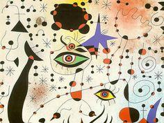 constelaciones de Miró