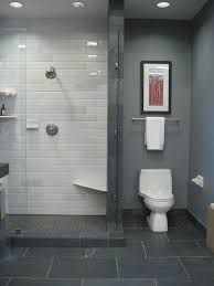Bildresultat For Slate Floor Bathroom Ideas Slate Bathroom Tile Small Bathroom Remodel Grey Flooring