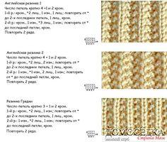 Кофта для девочки онлайн. - Вяжем вместе он-лайн - Страна Мам Lace Knitting Patterns, Knitting Charts, Knitting Stitches, Knitting Needles, Stitch Patterns, Knitting Tutorials, Pattern Books, Hobbies And Crafts, Couture
