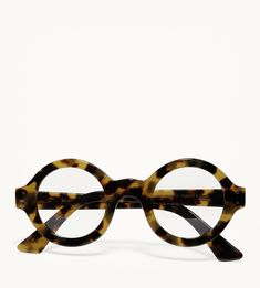 THIS IS NOT NEW — Selima Optique Round Tortoiseshell Glasses