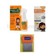 Neositrin Pack Gel Spray + Protect + Lendrera Promoción
