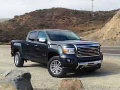 2015 GMC Canyon Mid Size Pickup Review and Price