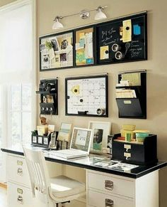 Home-office-design-ideas-19.jpg (718×886)