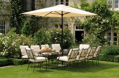 Neptune Monaco Armchair | Garden Chairs