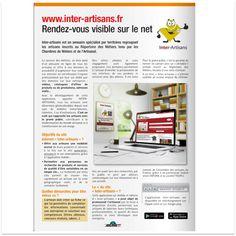 """Découvrez Inter-Artisans, l'annuaire officiel qui vous permet de trouver un #artisan près de chez vous ! https://www.inter-artisans.fr  Source et crédit photo : CMA Seine-et-Marne - Magazine """"Artisanat 77"""" édition novembre-décembre 2014"""