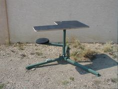 """Free Shooting Bench Plans 