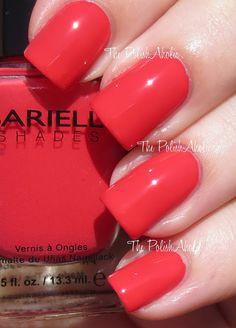 Barielle Straight A Coral
