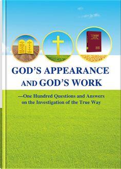God's Appearance and God's Work