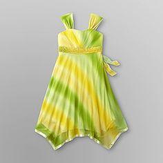 DIY Handkerchief Dresses | ... Girl's Ombre Handkerchief Dress - Clothing - Girls - Dresses & Skirts