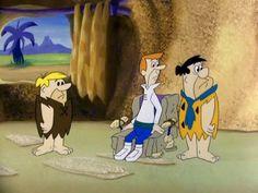 The Jetsons Meet The Flintstones | Os Jetsons e os Flintstones se Encontram - Dublado AVI - DVD-RMZ ...