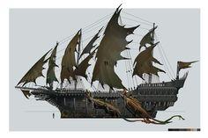 ArtStation - European Pirate Designs, Brian Matyas