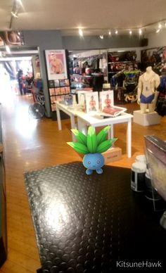 #PokémonGo  Brunos Laden Köln