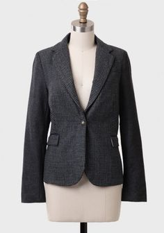 Rothbury Tweed Elbow Patch Blazer | Modern Vintage Preppy