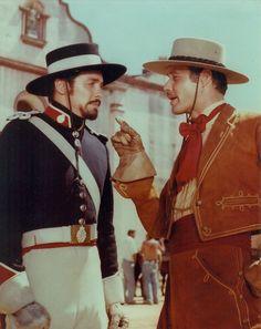 Chuck Keehne - Costumier - Zorro - 1957 - Diego de la Vega - Guy Williams