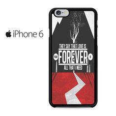 If I'm James Dean You're Audrey Hepburn Iphone 6 Iphone 6S Case