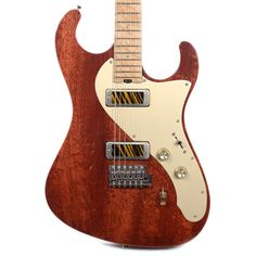 Asher S 92 Faded Cherry w/Curtis Novak P-92 Pickups (Serial #856)