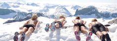 Enjoying the last snow... #Jotuheimen #Norway