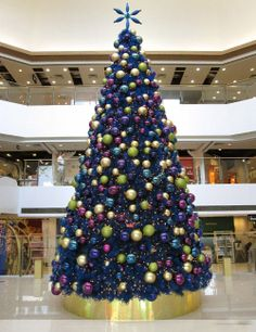 Image detail for -Purple Christmas Tree 50 Christmas tree Design and Decorations Ideas