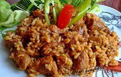 Chorizo Rice, Mexican Chorizo, Buffalo Chicken Pasta, Chicken Pasta Bake, Express Chicken, Ham And Cheese, Fried Rice, Meat Recipes, Bacon