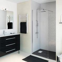 Paneles de ducha para espacios abiertos - Leroy Merlin