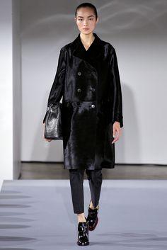 Jil Sander Fall 2013 Ready-to-Wear Fashion Show - Fei Fei Sun
