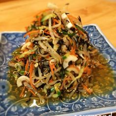 中華味で モリモリ食べれる(*゚艸゚*) - 123件のもぐもぐ - もやしの中華風サラダ♪ by gourmand
