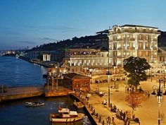 House Hotel Bosphorus - where I want to stay next time in Istanbul!  http://www.cntraveler.com/hotels/turkey/istanbul/house-hotel... -
