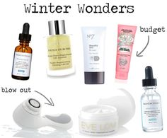 Keep your skin looking great, even through the harsh winter months...you'll thank yourself later!