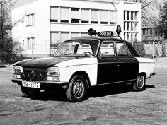 Peugeot 304 Polizei '1969–79