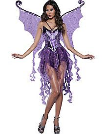 Naughty Nymph Fairy Adult Womens Costume                                                                                                                                                      More