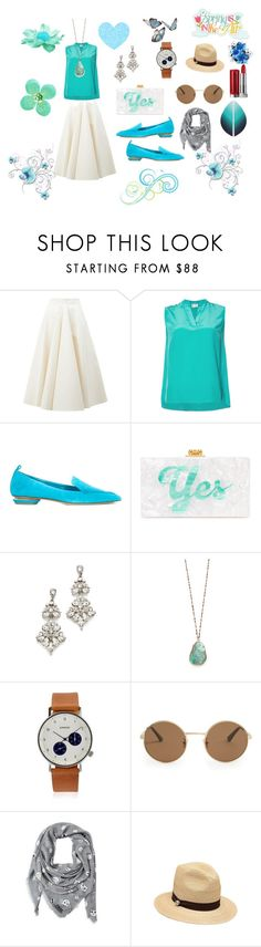 """Cash back for any purchase ...???"" by jamuna-kaalla ❤ liked on Polyvore featuring Maison Rabih Kayrouz, Bogner, Nicholas Kirkwood, Edie Parker, Ben-Amun, Native Gem, Komono, Yves Saint Laurent, Karl Lagerfeld and Dsquared2"