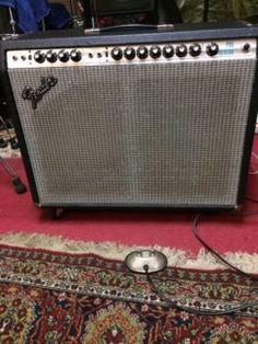Fender Pro Reverb Silverface 70er!