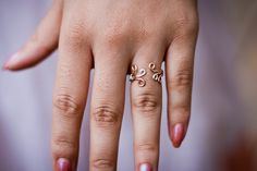 Fashionable+Tri+Color+Wire+Ring+by+FromBrooklynWLove+on+Etsy,+$10.99