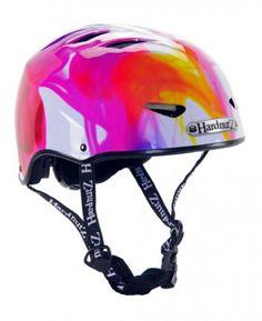 The 11 Cutest Bike Helmets To Strap On Before Your Next Ride #refinery29  http://www.refinery29.com/2013/07/49809/best-bike-helmets