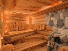Of all the facilities you can use in a spa, the most popular one has to be a sauna. Diy Sauna, Sauna House, Sauna Room, Wooden Architecture, Interior Architecture, Jacuzzi, Sauna Wellness, Spa Furniture, Sauna Design