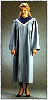 Sanctus Choir Robe