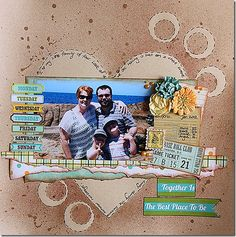 So many great layouts on this blog.  Must visit regularly!