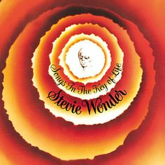 """Stevie Wonder - Songs in the Key of Life - its one of the best LPs of all time. I love """"As,"""" and I told Stevie that. He said he thought it was the best lyric he ever wrote. Lps, Album Songs, Lp Album, Lp Cover, Cover Art, Vinyl Cover, Sir Duke, Vinyl Collection, Record Collection"""