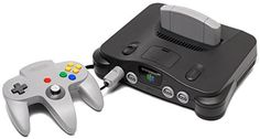 Nintendo 64 Console (Grey) by Nintendo, http://www.amazon.co.uk/dp/B00005AC5L/ref=cm_sw_r_pi_dp_b7Xwvb0V8CCGP
