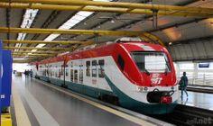 Leonardo Express from Fiumicino airport to Termini station - no stops