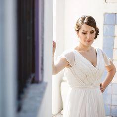 """""""Atualizei o blog hoje contando um pouquinho do vestido lindo da  @anaalbornoz.  https://carolnasserstore.wordpress.com #carolnasseratelier #noivacarolnasser #wedding #bride #casamentodedia"""" Photo taken by @carolnasseratelier on Instagram, pinned via the InstaPin iOS App! http://www.instapinapp.com (07/29/2015)"""