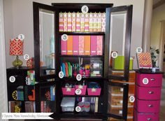 Homeschool Room Organizing + Organizing Tools - Tina's Dynamic Homeschool Plus