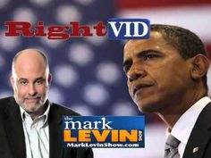 """MARK LEVIN: """"I Think Obama Is Unstable"""" PART 2"""