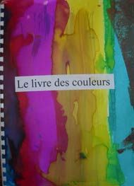livre des couleurs LOVE this idea, co-created with students