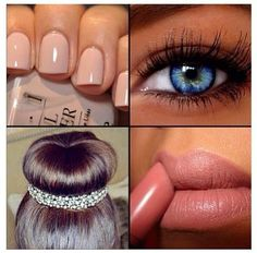 #lovethelook #girly #soft #beautiful #makeup