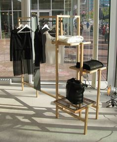 Inspiration at Dutch Design Week 2013 Shop Interior Design, Retail Design, Store Design, Diy Furniture, Furniture Design, Fashion Showroom, Market Displays, Restaurant Furniture, Retail Interior